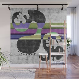Mother and Child Reunion Wall Mural