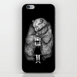 Two bears iPhone Skin
