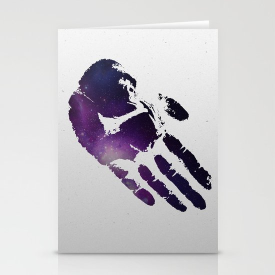 Ape Hand Stationery Cards