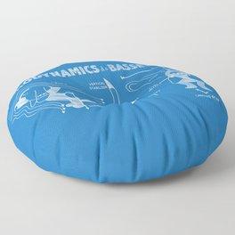 The Aerodynamics of a Basset Hound Floor Pillow