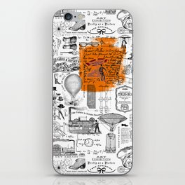 Looking Back to the Future iPhone Skin