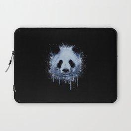 Painted Panda Laptop Sleeve