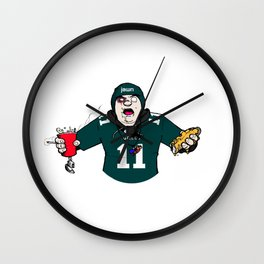 Dat Philly Jawn Wall Clock