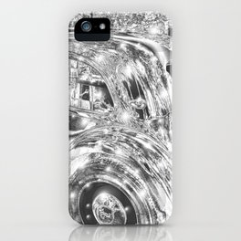 The fabulous life in bling! iPhone Case