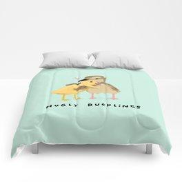 Hugly Ducklings Comforters