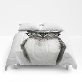 Mr. Owl Comforters