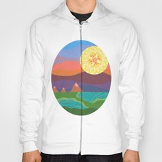 Sunset Mountains Hoody