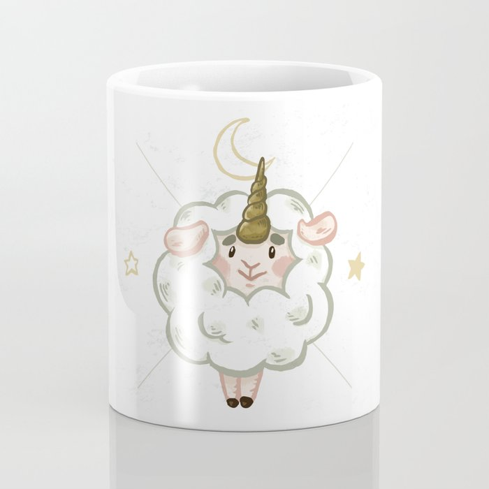 Zoo Bizarre I Sheepicorn Coffee Mug