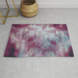 Marble and Grunge Rug