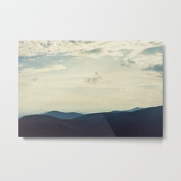 Linville Gorge Wilderness, NC, 2015 Metal Print