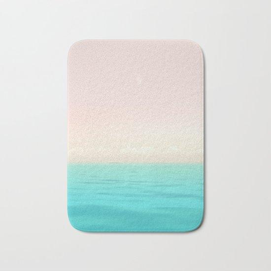 Sunset Sea Bath Mat