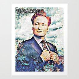 Conan Art Print