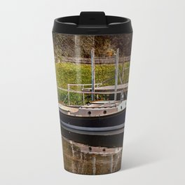 Little River Boat. Travel Mug