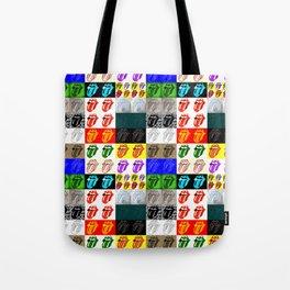 Licks & Stones Tote Bag