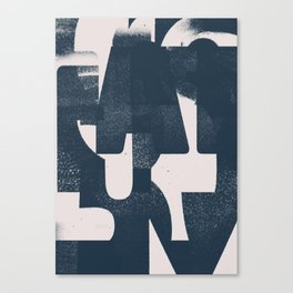 Typefart 006 Canvas Print