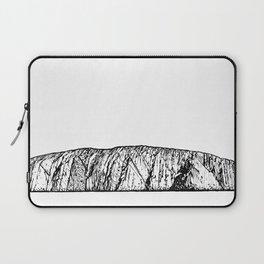 ULURU -  AYERS ROCK  ink painting.1 Laptop Sleeve