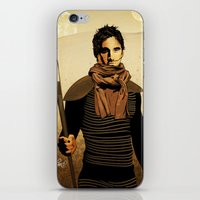 dune iPhone & iPod Skins featuring DUNE by Storm Media