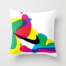 AJ1 Throw Pillow