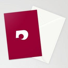 kumamoto region flag japan prefecture Stationery Cards