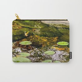 Baby Koi Pond Carry-All Pouch