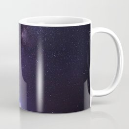 Milk way lighthouse Coffee Mug