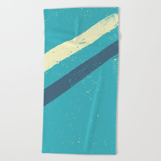 STREET SLANG / Stripes 2 Beach Towel