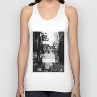 childish gambino Tank Tops featuring Childish Gambino - You See Me! by blugge