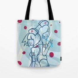 Enfermeras Tote Bag