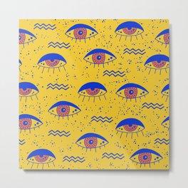Eyesz II Metal Print