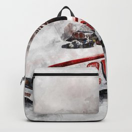 Clare Sanders, Ramchargers Backpack