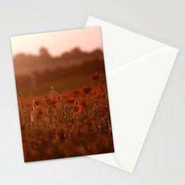 Poppy Beauty  Stationery Cards