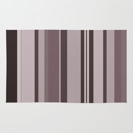 Stripes in colour 11 Rug
