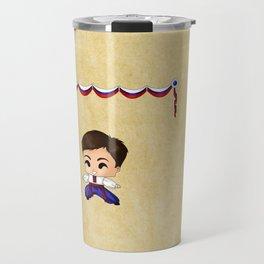 Russian Chibis Travel Mug
