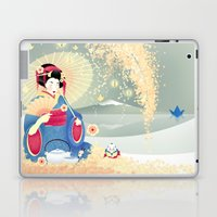 Turning Japanese Laptop & iPad Skin