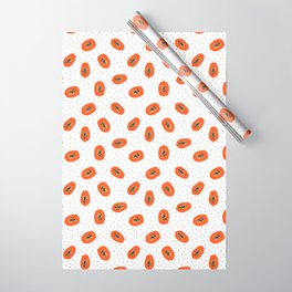 Papaya Wrapping Paper