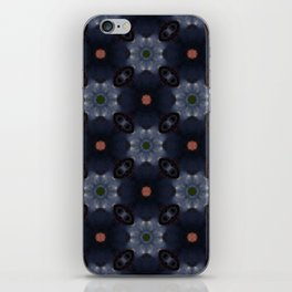 Blues Berries 1 iPhone Skin