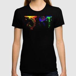 Rainbow Spurt 03 T-shirt