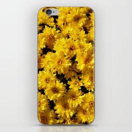 Golden Mums iPhone Skin