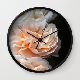 Floribunda #7 Wall Clock