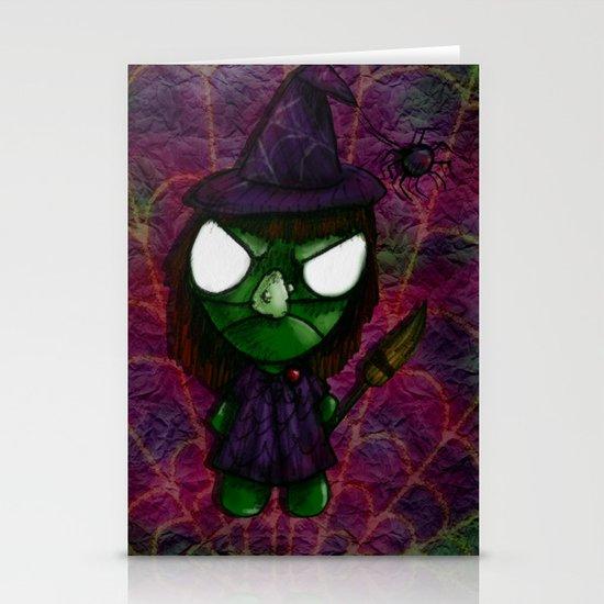 WitchBob Stationery Cards