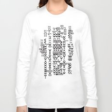 Glitchfield Long Sleeve T-shirt