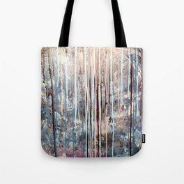 Blue Away Tote Bag