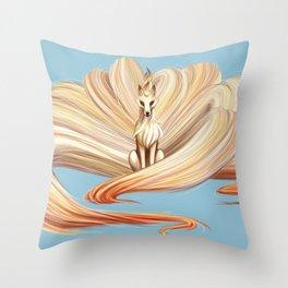 POKÉMON NINETAILS Throw Pillow