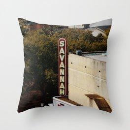 A Far Way From Scranton Throw Pillow