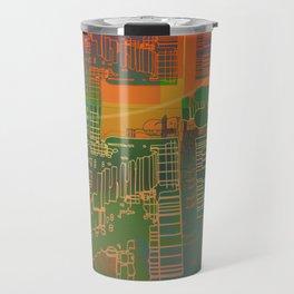 Station / Spatial Factor 19-12-16 Travel Mug