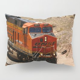 BNSF Engine Pillow Sham