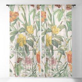 Magical Garden XIX Sheer Curtain