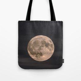 October Moon Tote Bag