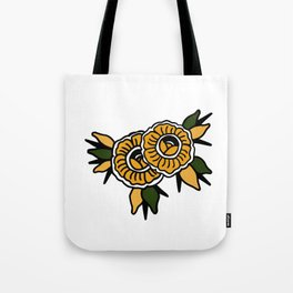 Couple of flowers Tote Bag