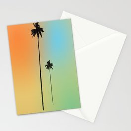 Dos Palmas Stationery Cards